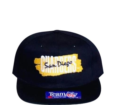 Chargers Vintage Snapback Hat