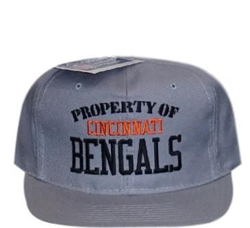 Bengals Vintage Snapback Hat - And Still