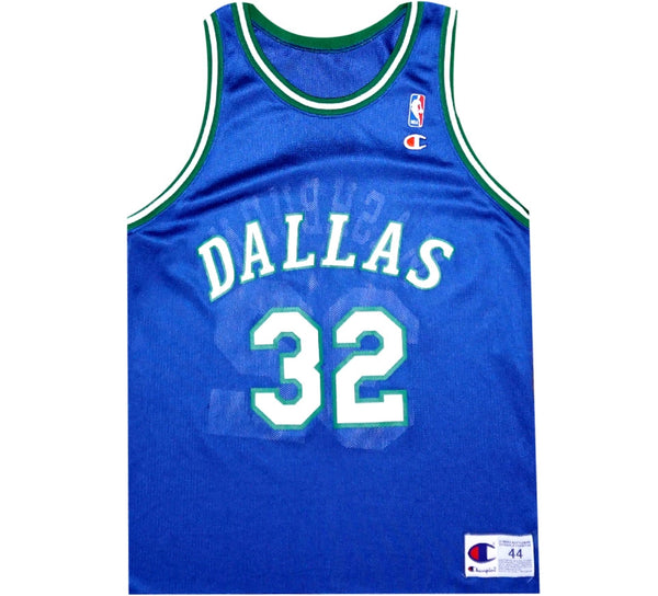 Jamal Mashburn Mavs Jersey - And Still