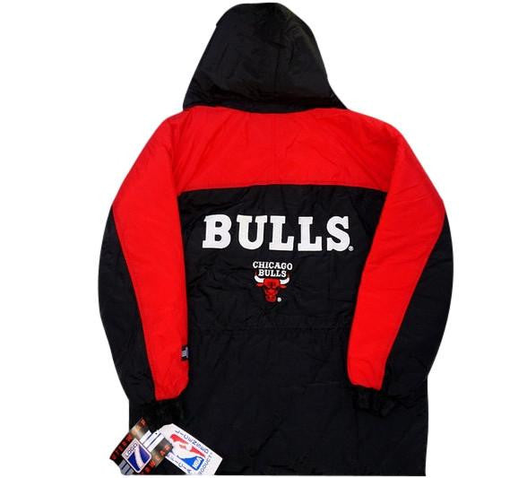 Bulls Vintage Stadium Jacket - And Still