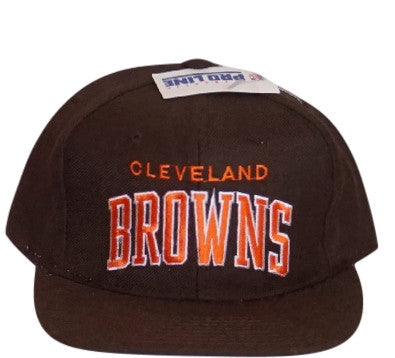 Browns Starter 90's Snapback - And Still