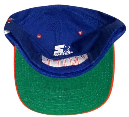 Knicks Starter Vintage Snapback - And Still