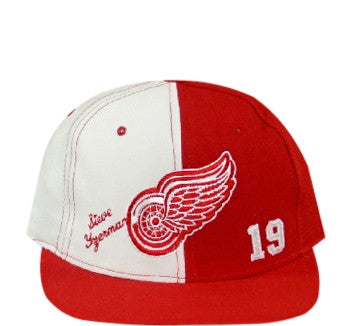 Steve Yzerman Wings Snapback