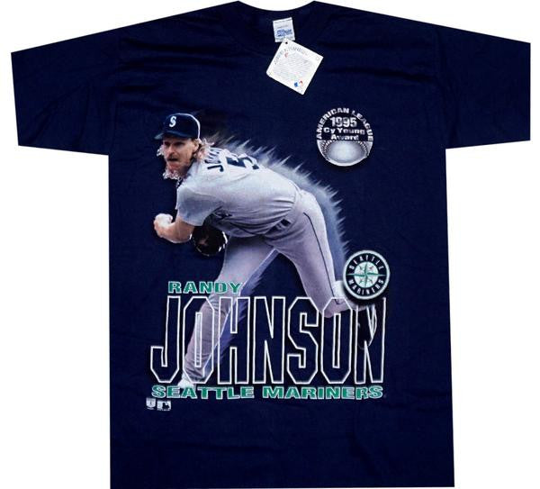 Randy Johnson Mariners Shirt