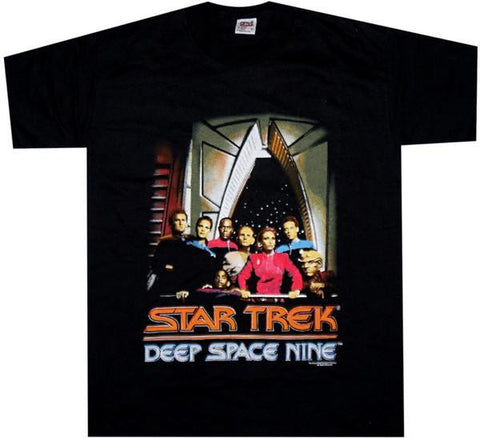 Deep Space Nine Vintage Shirt - And Still