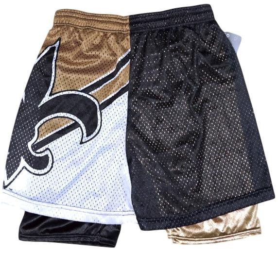 Saints Vintage Mesh Shorts