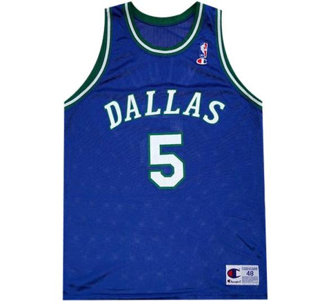 Jason Kidd Mavericks Jersey