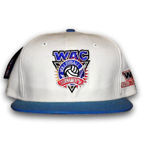 Vintage Volleyball Snapback Hat