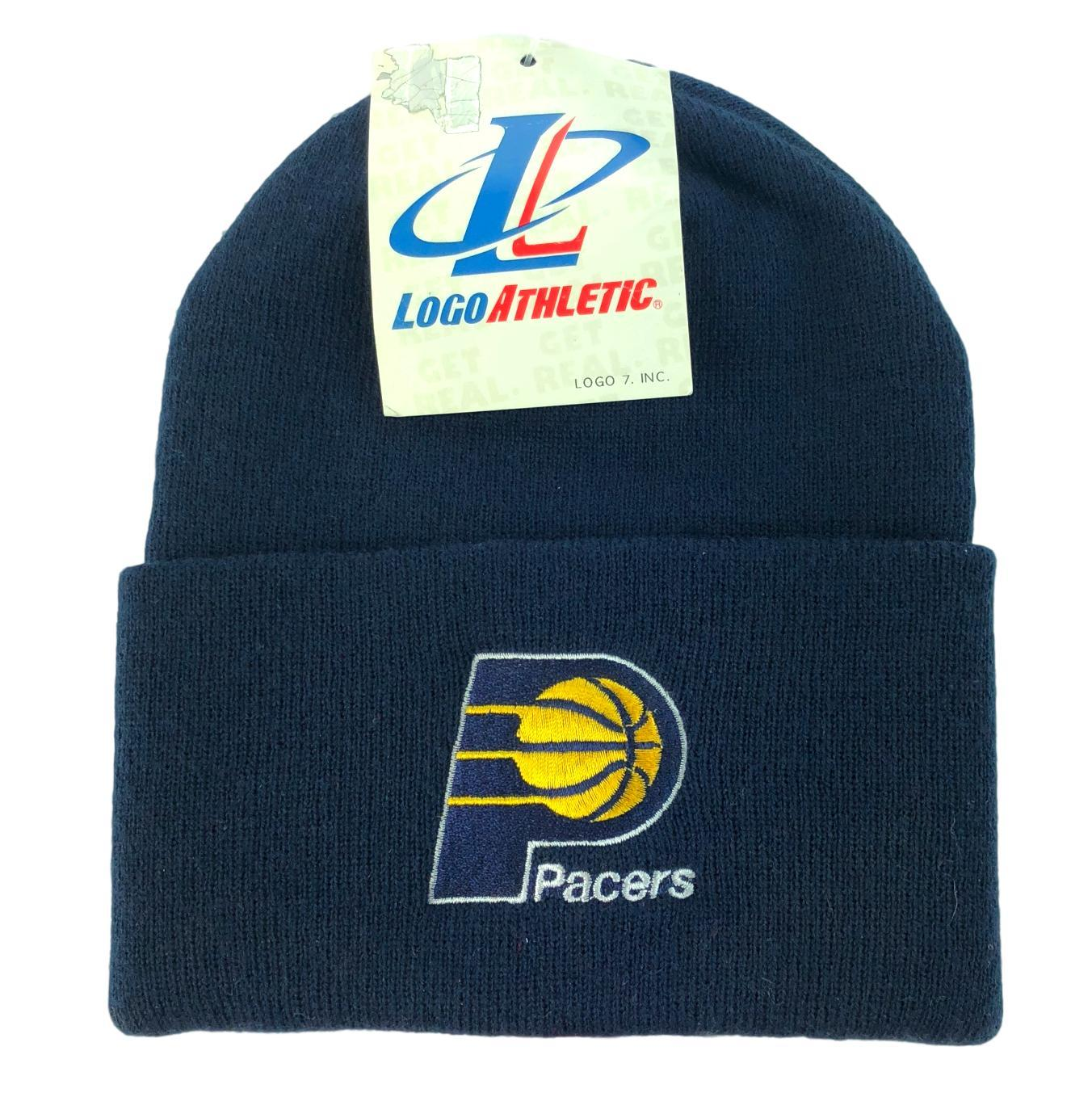 Vintage Indiana Pacers Beanie