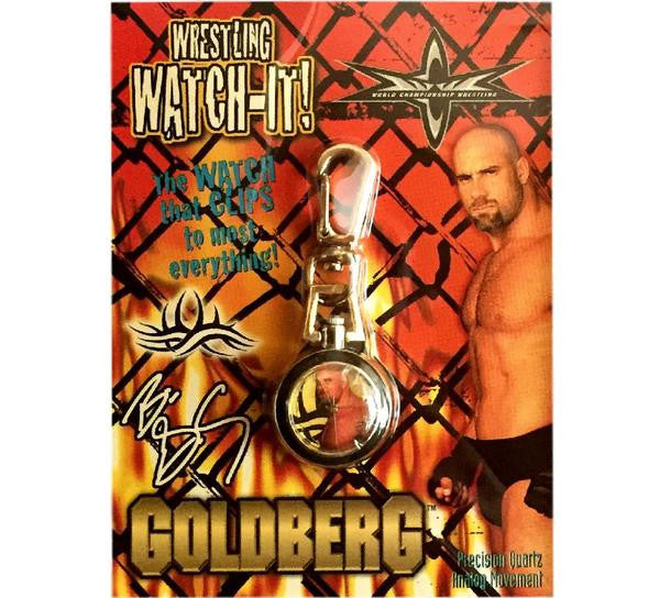 Goldberg Vintage WCW Watch - And Still