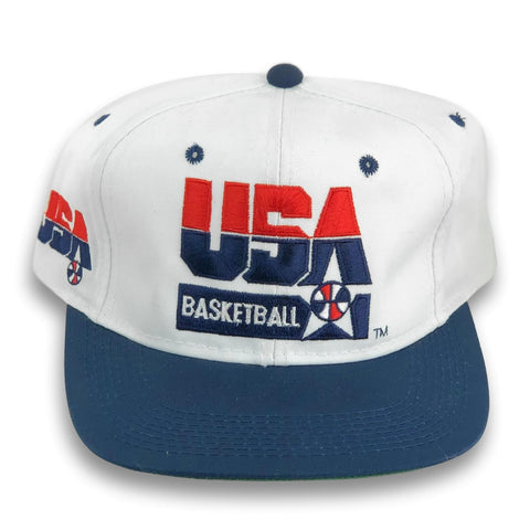 USA Basketball Vintage Hat