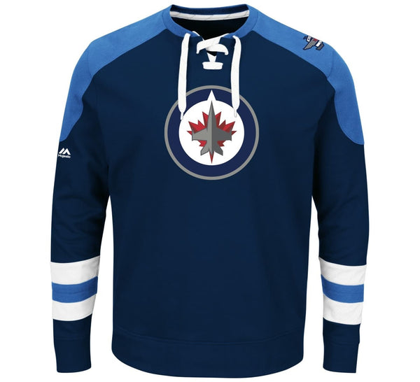 Jets Retro Long Sleeve Shirt