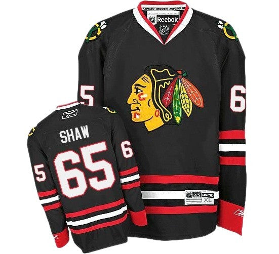 Andrew Shaw B'Hawks Jersey - And Still