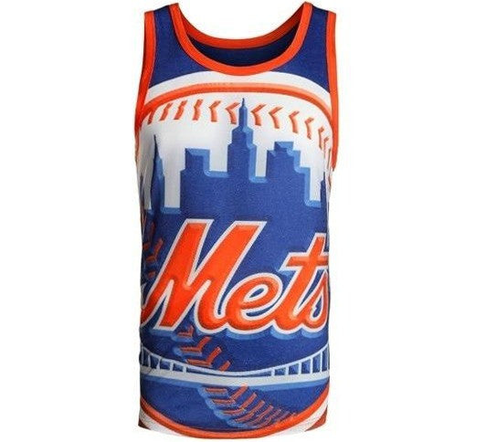 Mets Retro MLB Tank Top Shirt