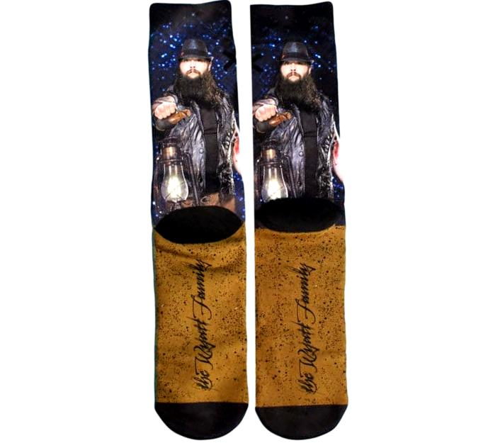 Bray Wyatt Retro WWE Socks