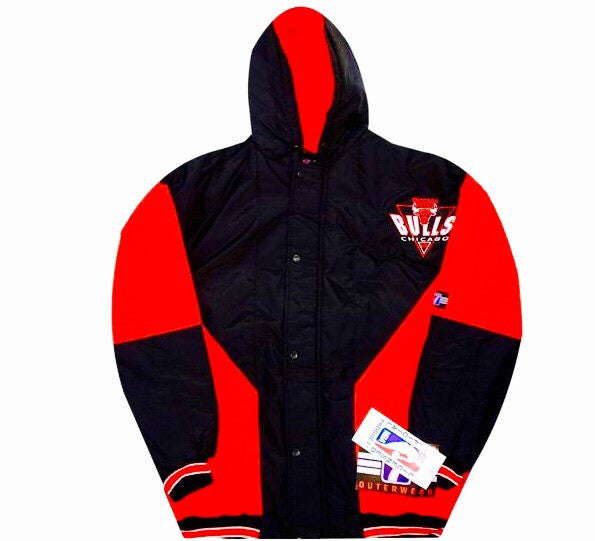 Bulls Vintage 90's Logo7 Jacket - And Still