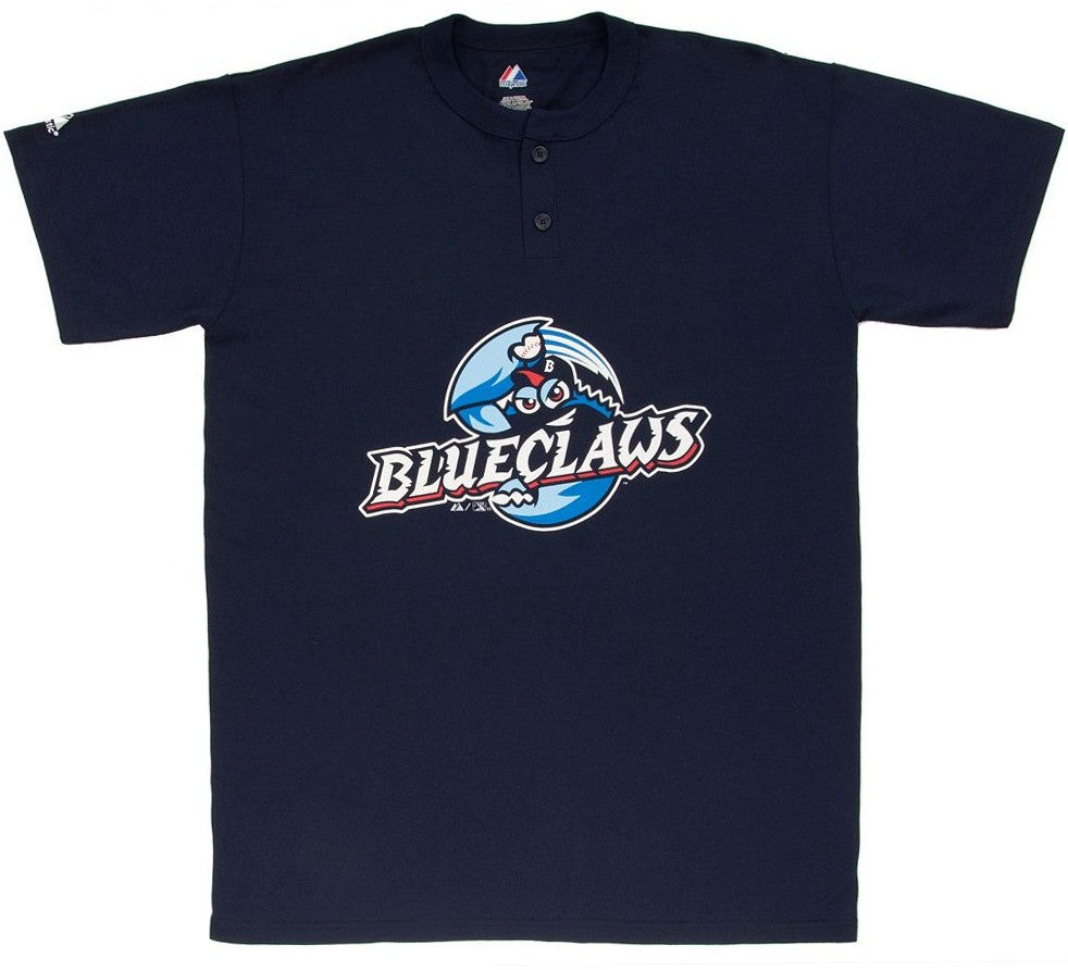Lakewood Blue Claws Henley - And Still