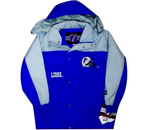 Lions Vintage Stadium Jacket - And Still