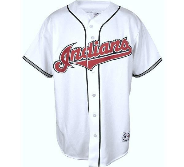 Indians Retro Majestic Jersey - And Still