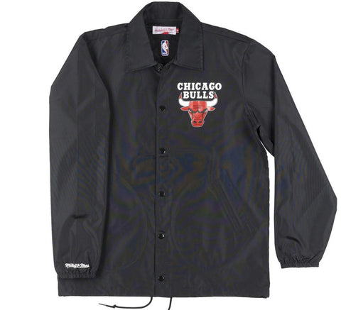 Bulls Retro NBA Coach Jacket