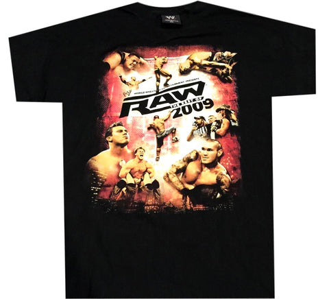 WWE Monday Night Raw Shirt