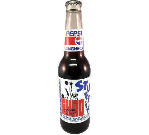 Shaq Vintage Pepsi In Bottle