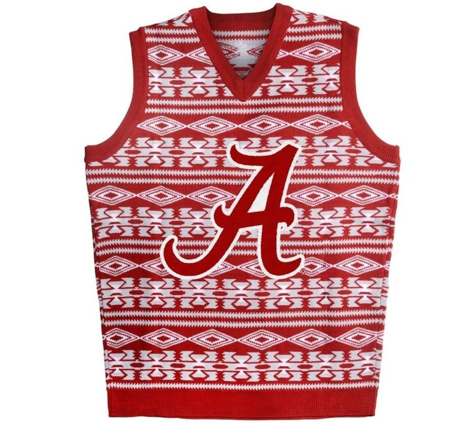 Crimson Tide Sweater Vest - And Still