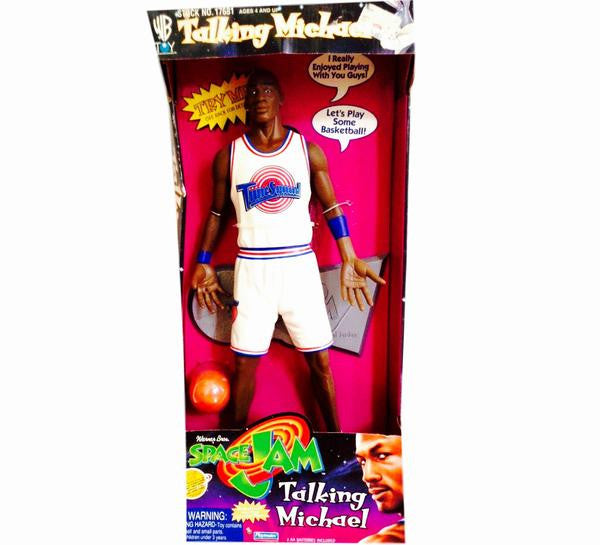 Michael Jordan Talking Doll