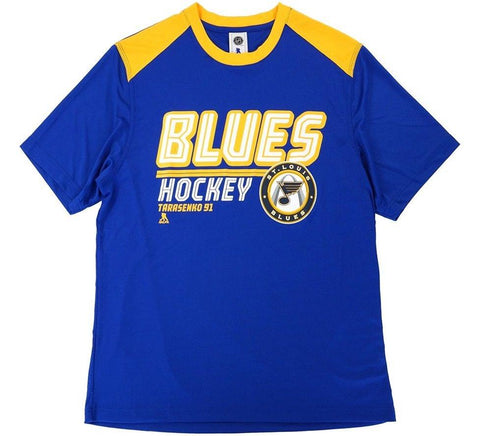 Blues Retro NHL Poly Shirt