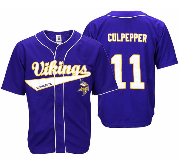 Daunte Culpepper Vikings Jersey - And Still