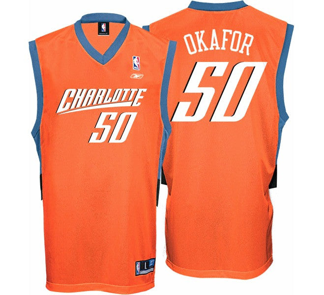 Emeka Okafor Bobcats Jersey - And Still