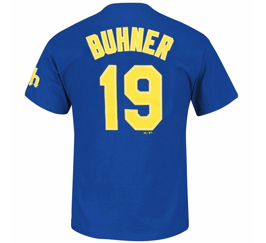 Jay Buhner Mariners Retro Shirt