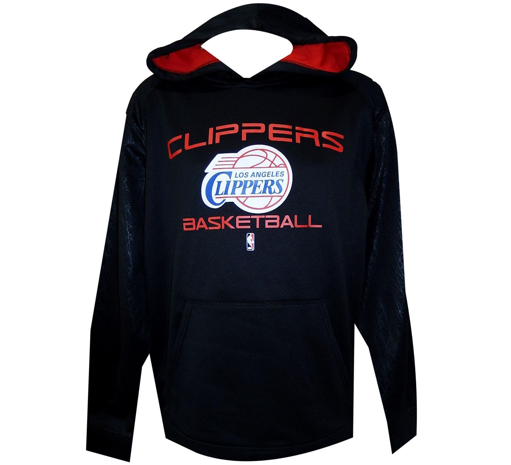 Clippers Retro NBA Hoodie - And Still