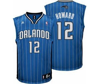 Dwight Howard Magic Jersey - And Still