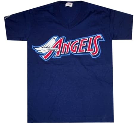 Angels Vintage V-Neck Shirt