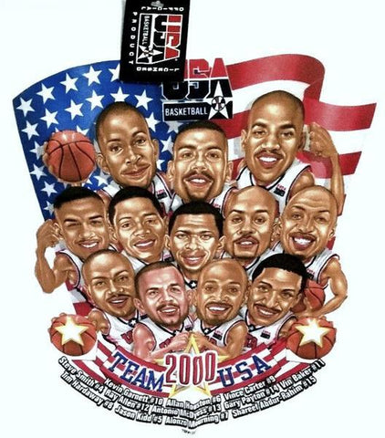 Dream Team Vintage 2000 Shirt