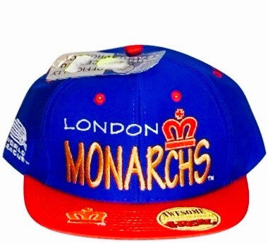 London Monarchs WFL Hat - And Still