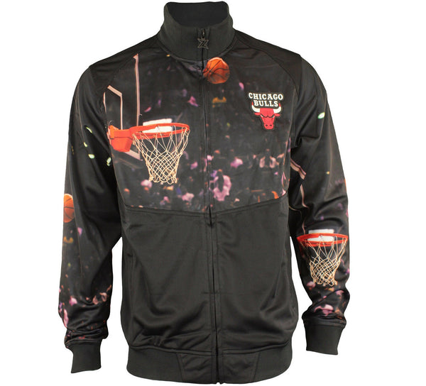 Bulls Retro NBA Track Jacket
