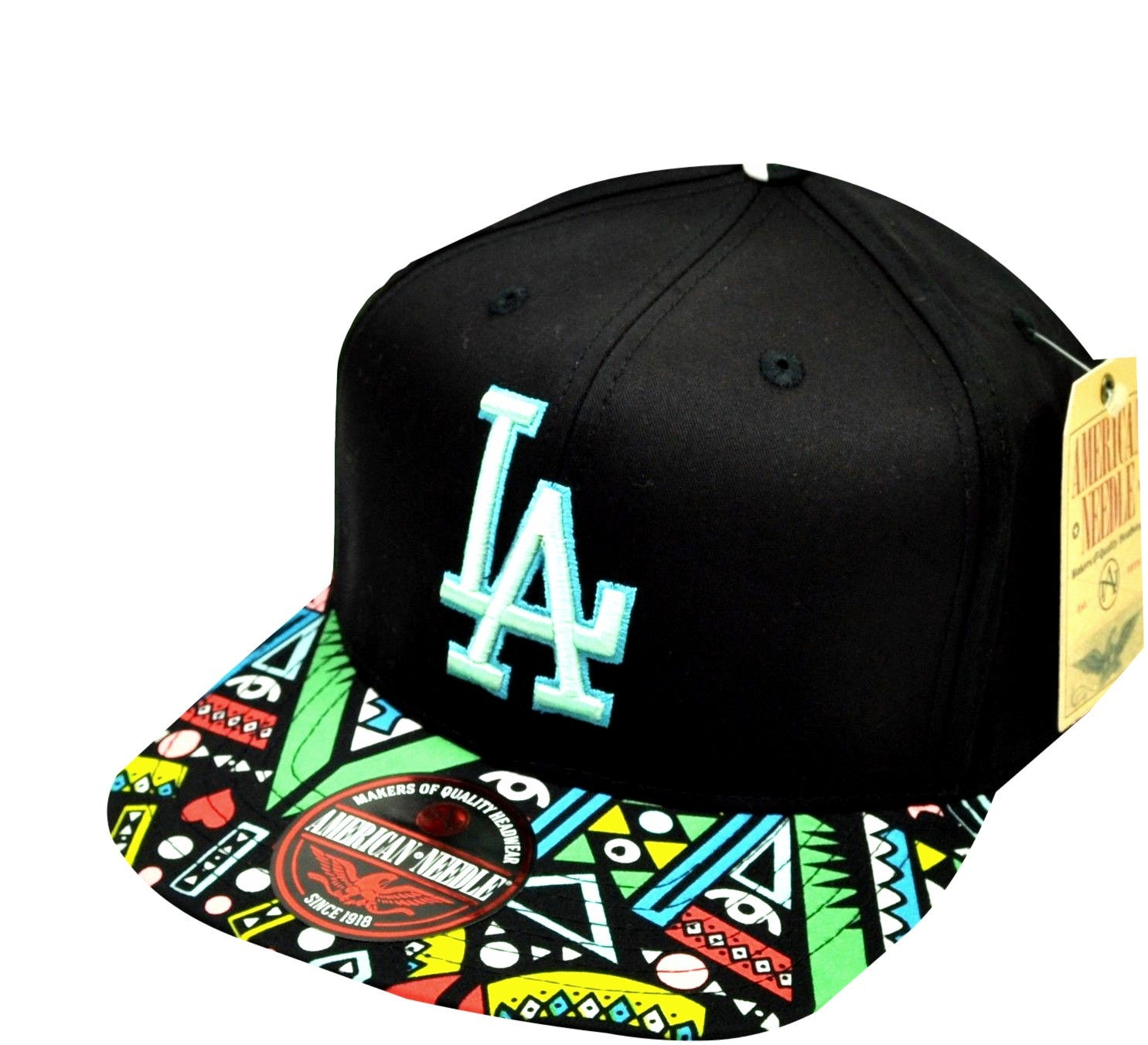Dodgers Retro Strapback Hat