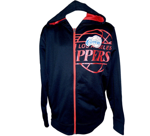 Clippers Retro NBA Zip Hoodie - And Still