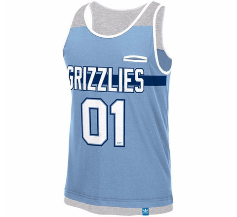 Grizzlies Retro Tank Top Shirt