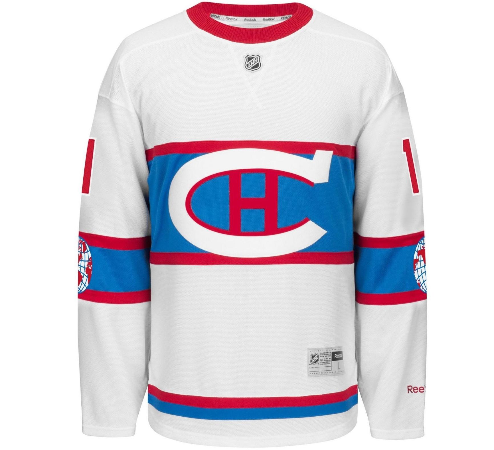Brendan Gallagher Habs Jersey