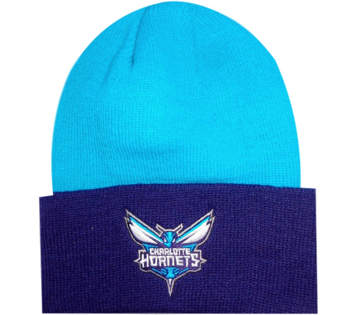 Hornets Retro NBA Knit Beanie