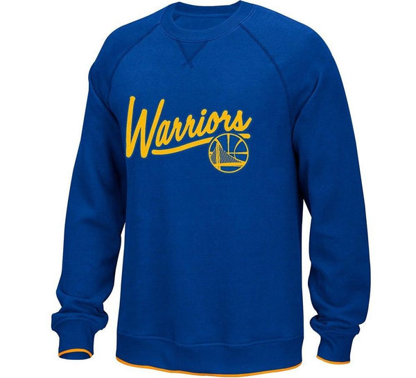 Warriors Premium Fleece Crew