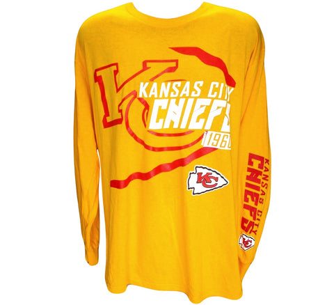 Chiefs Retro Long Sleeve Shirt - And Still