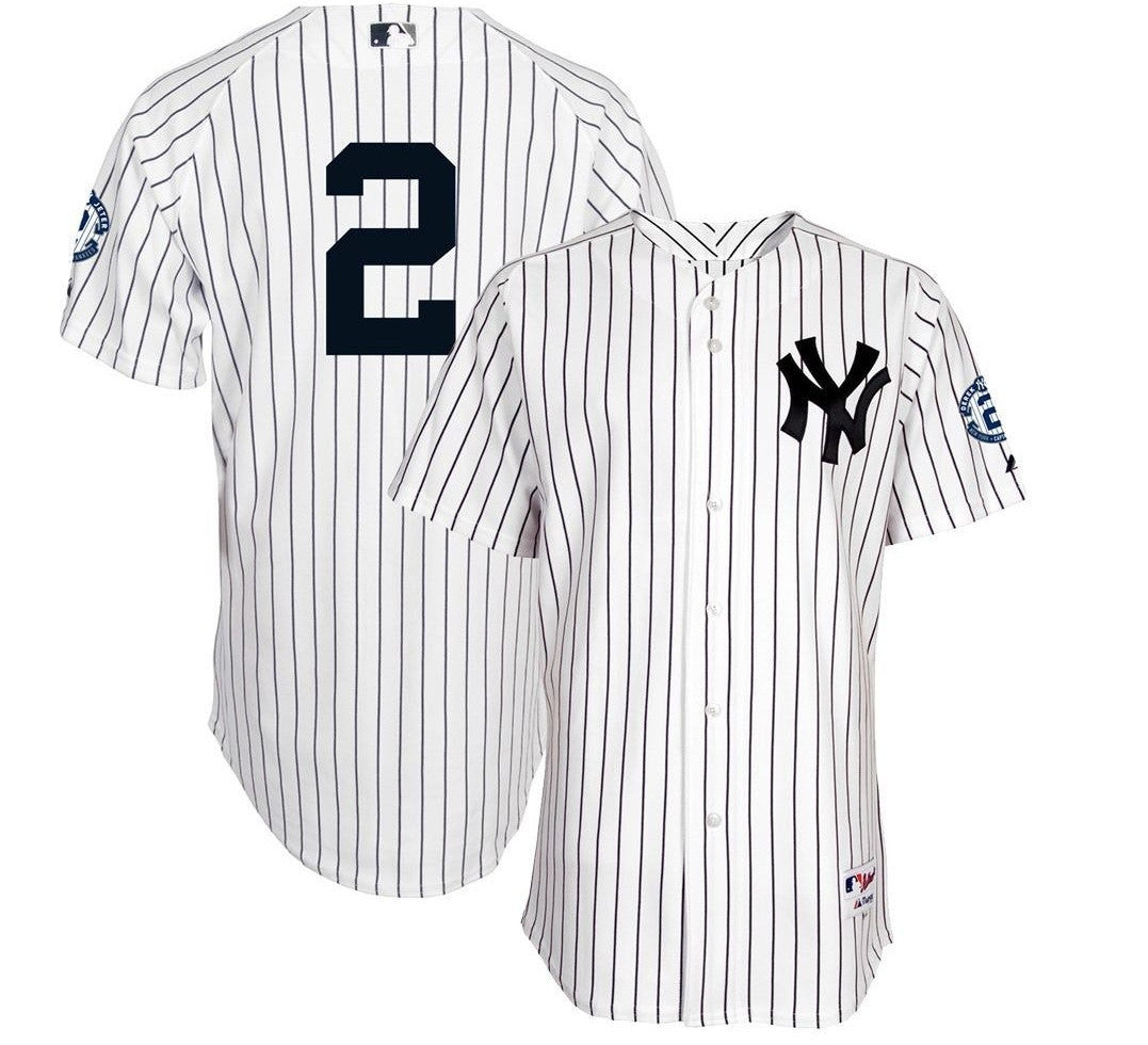 Derek Jeter Authentic Jersey - And Still