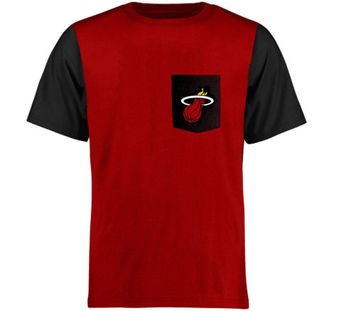 Heat Retro NBA Pocket Shirt - And Still