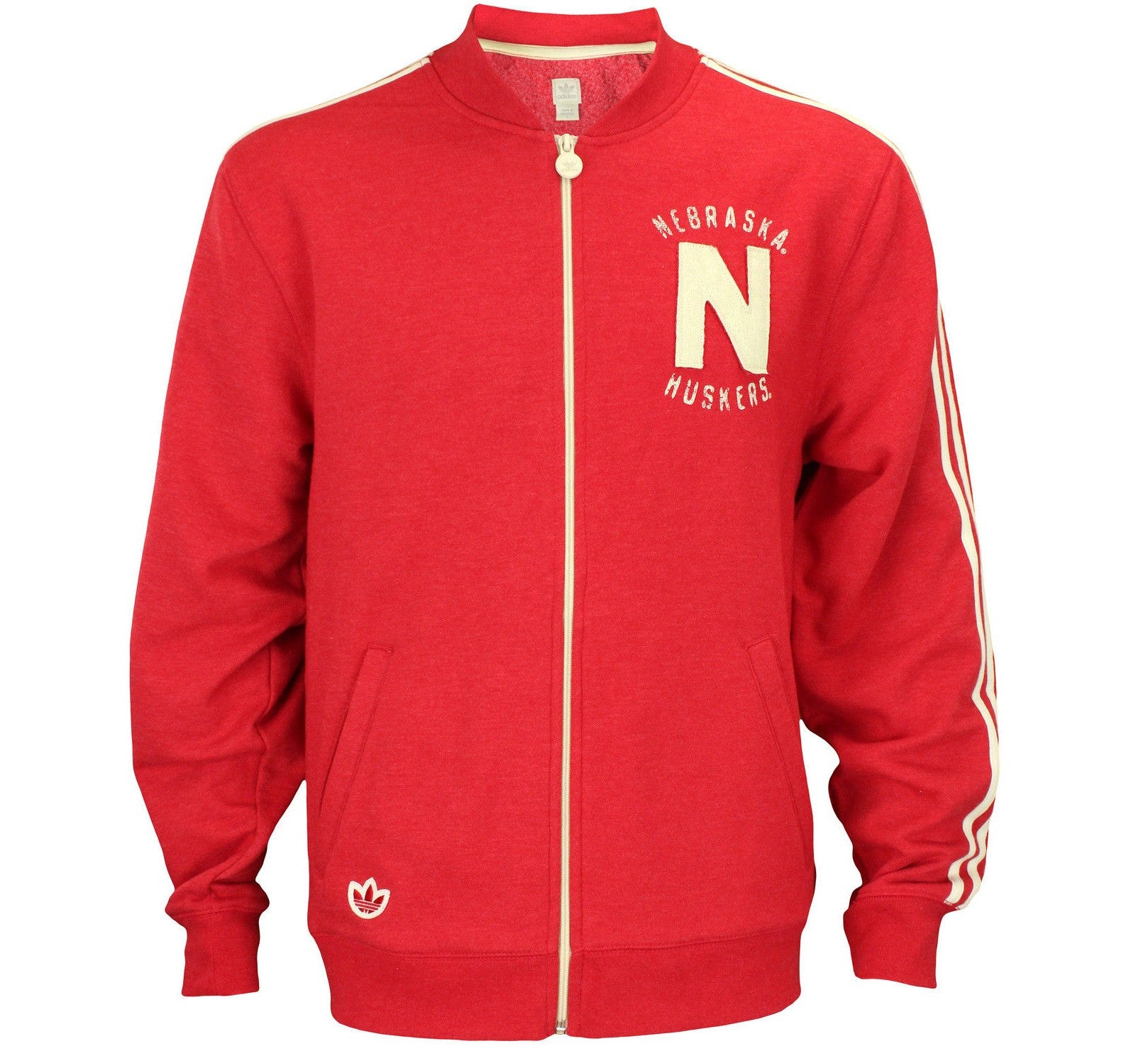 Cornhuskers Retro Track Jacket - And Still