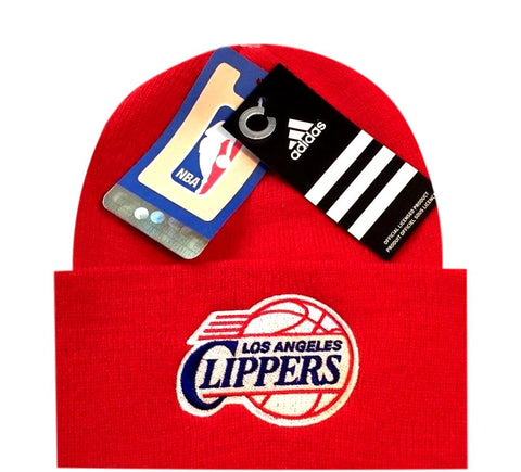 Clippers Retro NBA Beanie