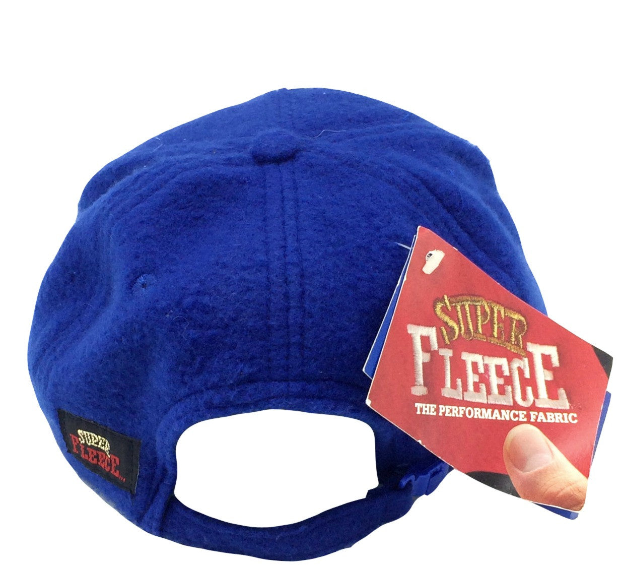 Giants 90's Fleece Zipback Hat - And Still